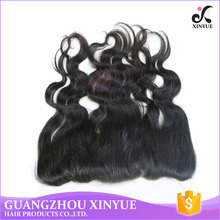 Wholesale hairline brazilian lace frontal hair pieces low price for black and white women
