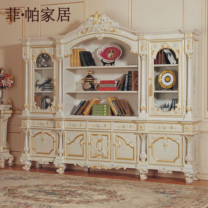 italienisch klassischen b rom beln b cherregal. Black Bedroom Furniture Sets. Home Design Ideas