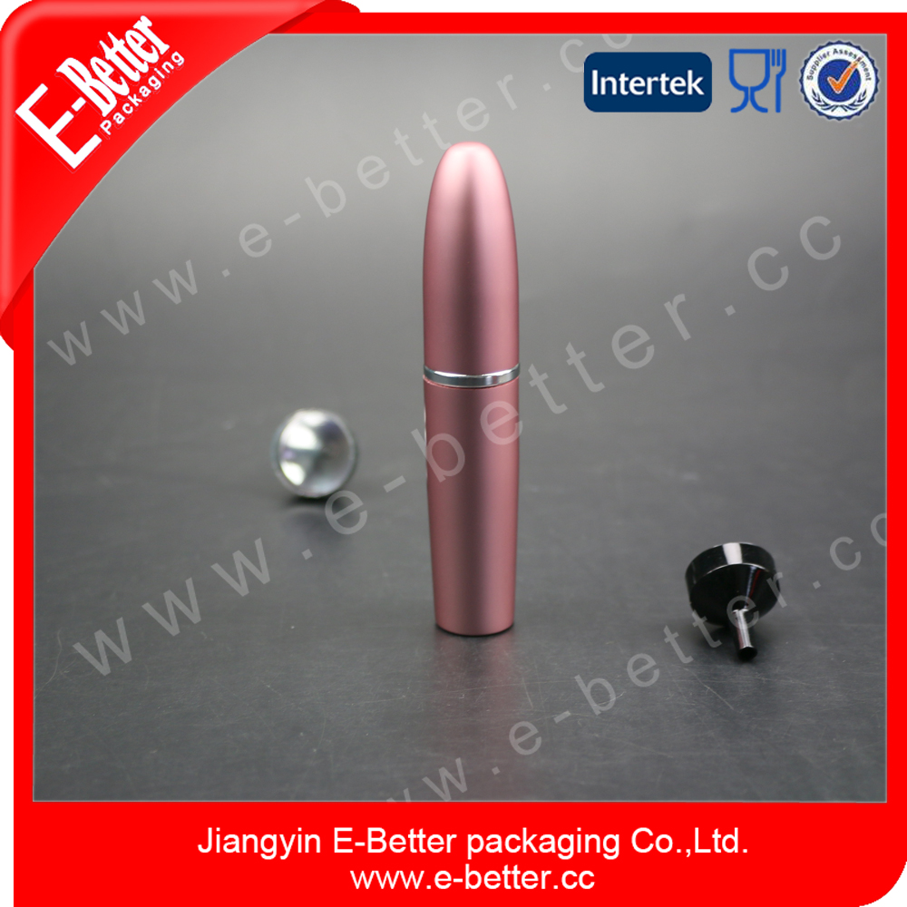 Cheap Price Bullet Head Empty Aluminium Perfume Bottles Wholesale