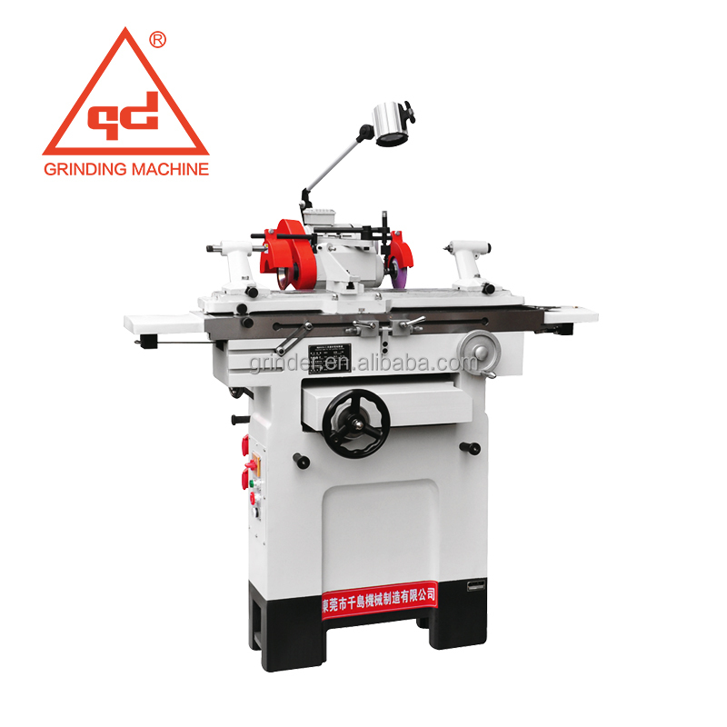high accuracy CE-approved universal drill and cutter grinder MQ6025A multi-functional sharpening machine for knives
