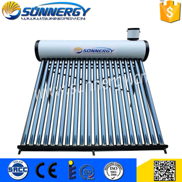 Energy Saving solar water heater evacuated tube from china