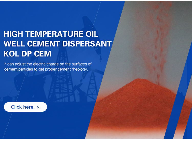 oil well cement oil well cement expander polymer powder cement slurry additive dispersant in oil well cement