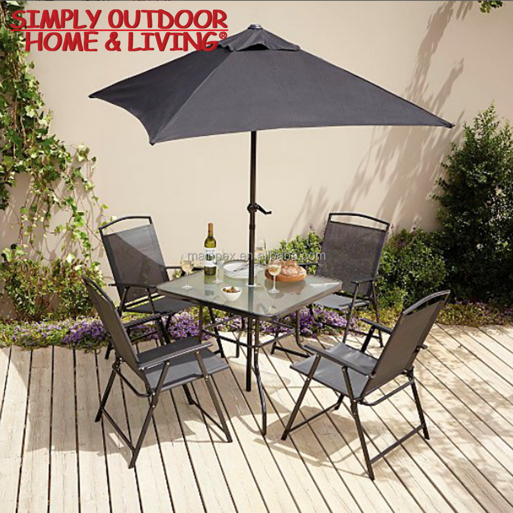 Outdoor Folding Patio Furniture
