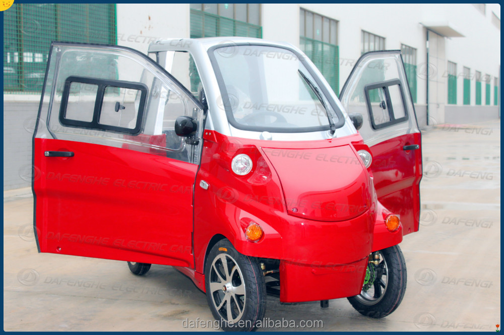 chinese cheap mini disable vehicle