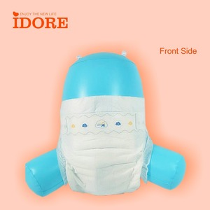Baby diaper pad size 1 in wholesales of Idore brand baby diaper