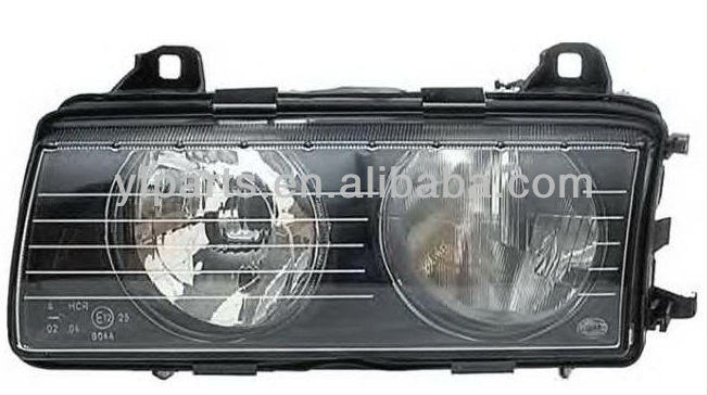 TIBAO auto parts headlight for BMW OEM No.:63128363495