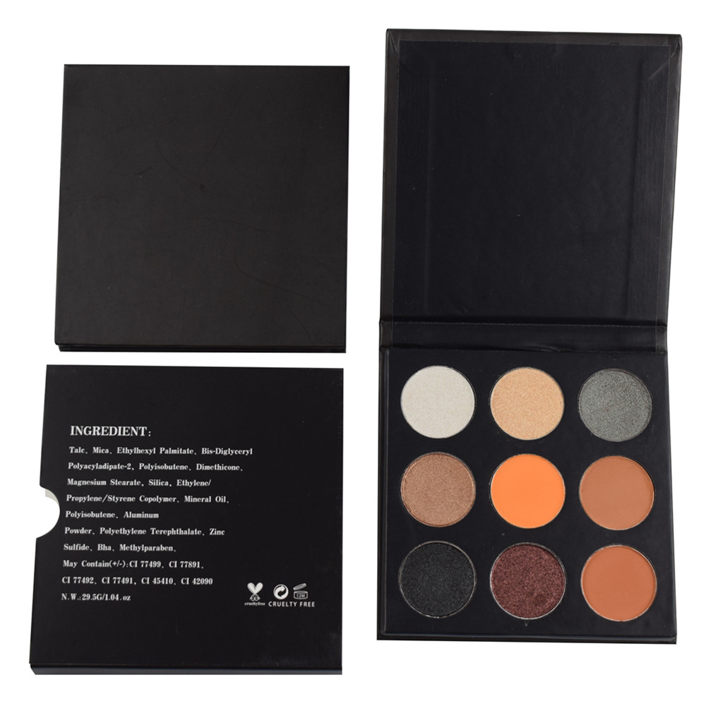 high pigment private label eyeshadow palette make your own brand eyeshadow palette empty eyeshadow palettes wholesale