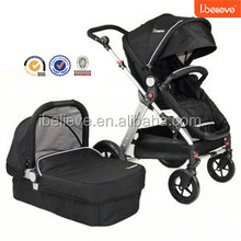 Cheapest Good Quality Baby Throne Lightweight Stroller Babyboom Baby Pram