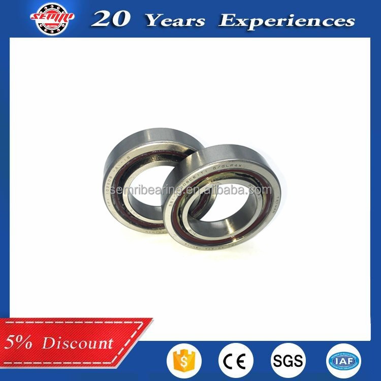 ZYS Suspension Bearing 7000 C Angular Contact Ball Bearing