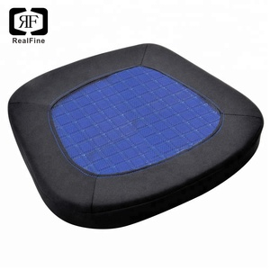 Hot Sale Comfortable Cooling Gel Memory Foam Car driver Desk zero gravity chair Seat Cushion