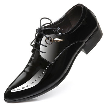 Or10126h Italian Shoes For Men Dress Shoes In Fashion Style With Lace Up View Italian Shoes Other Product Details From Anhui Ouruili Imp Exp