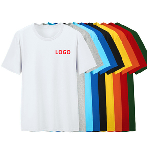 New 100% cotton 120 gsm white t shirt
