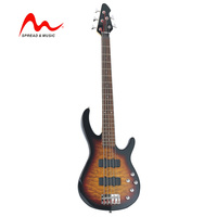 Promotion new bass guitar 5 string for sale