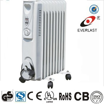 Bedroom Living Room Used Electric Oil Heater Thermal Radiator With Overh