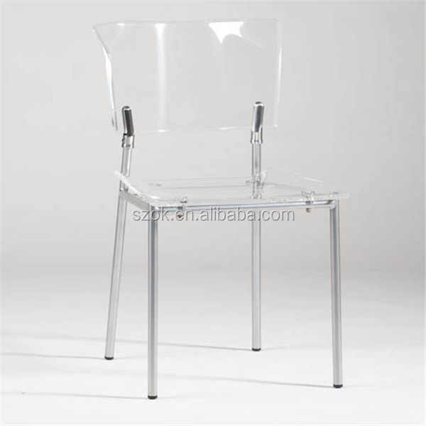 factory directly sale cheap transparent acrylic chair
