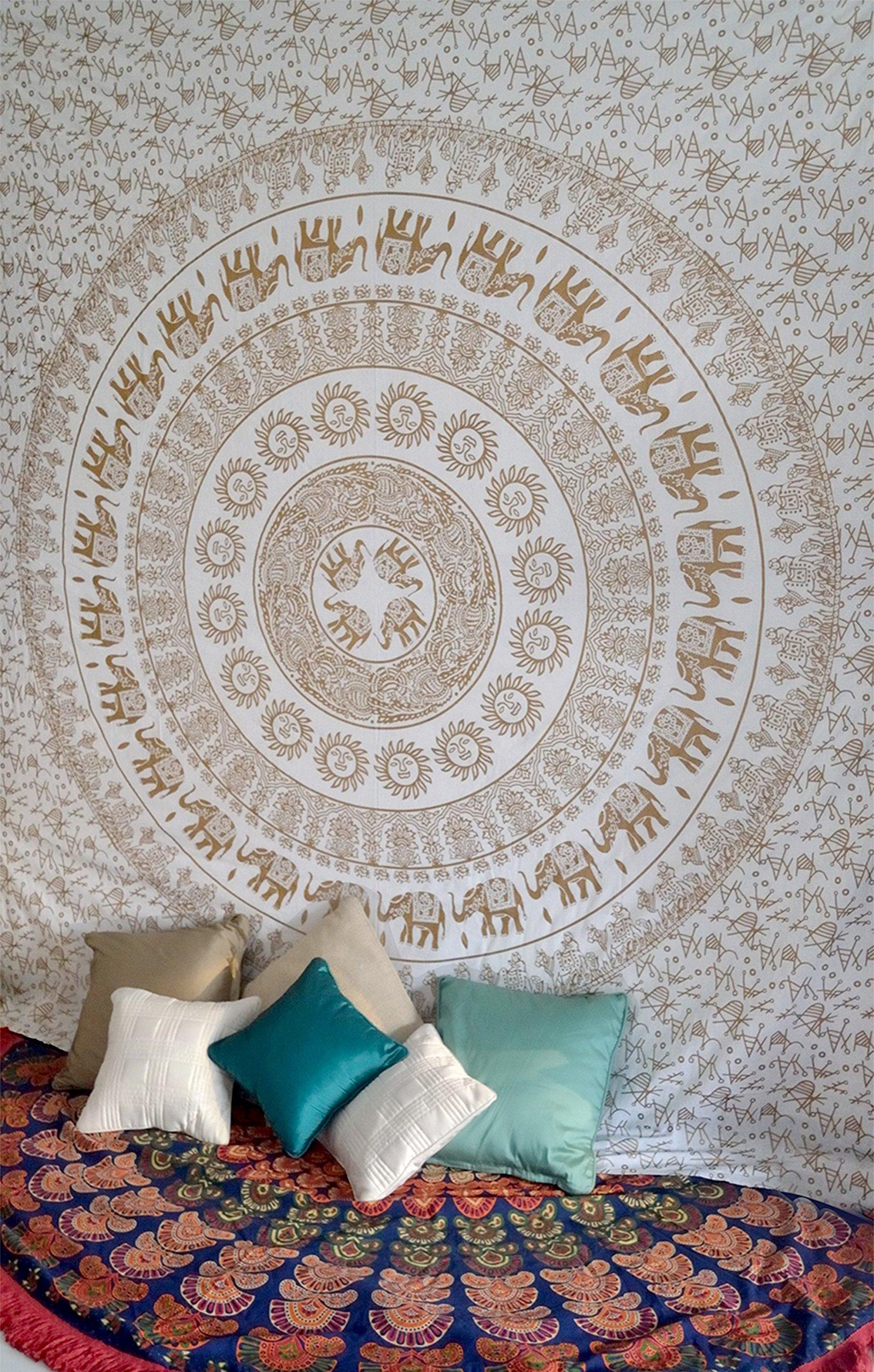 Buy Indian Bohemian Alibaba Gypsy Hippie Meditation Yoga Gauze