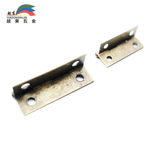 YUEDONG Gift box hinge Stainless steel jewelry box hinge Cabinet door damping buffer hinge