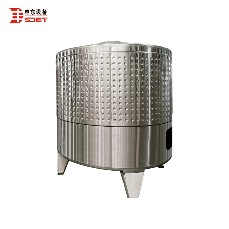 Fruit wine fermentation system supply commercial wine making machinery equipment