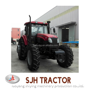 130hp cheap ford tractor with front end loader