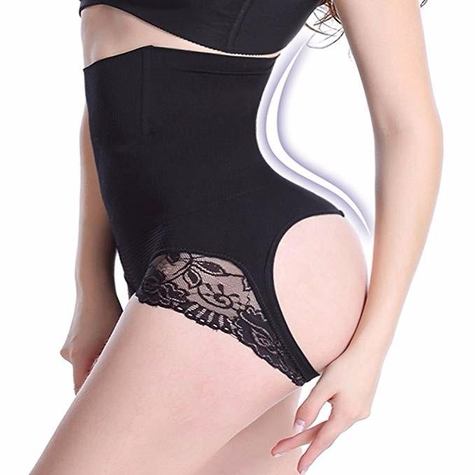 Best Uses For Shapewear Women Body Shaper High Waist Butt Lifter Tummy Control Panty Slim Waist Trainer 4