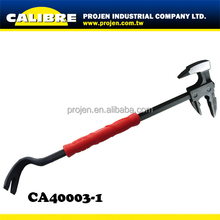 CALIBRE large handle pry bars steel nail puller Wrecking bar