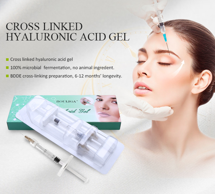 Injectable Hyaluronic Acid Gel Dermal Filler For Breast Enhancement  Injections - Buy High Quality Hyaluronic Acid Filler Injection,Buy Breast