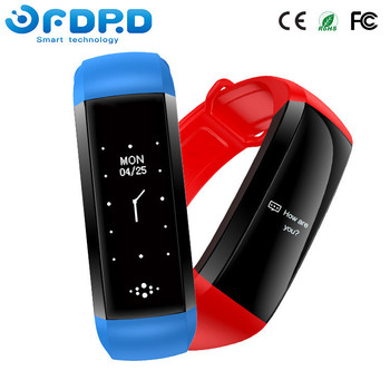 Drdfit 202 Wearfit Smart Wristband Sport Pedometer Heart Reate Smart  Bracelet - Buy Smart Bracelet,Heart Reate Wristband,Pedometer Wristband  Product