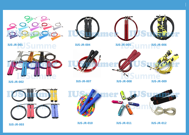 Chinese Wholesale Digital Skipping Jump Rope with Counter with Rope