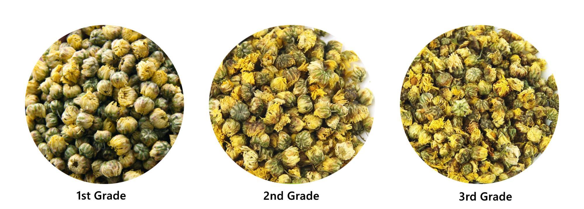 Chinese Blooming Tea Honey Chrysanthemum Tea with OEM Private Labeling Package - 4uTea | 4uTea.com