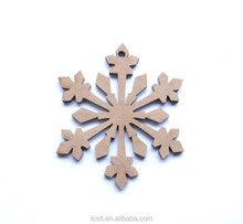 wholesale small laser cut art minds unfinished wood crafts