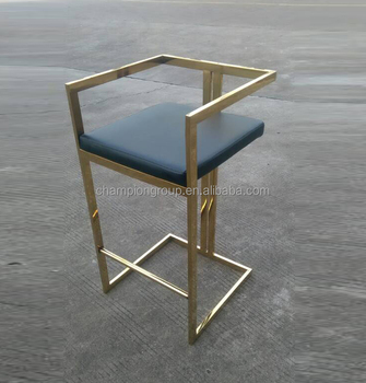 Incredible Stainless Steel Gold Chrome Bar Stool Buy Leather Bar Stool Stainless Steel Chrome Bar Stool Gold Bar Stool Product On Alibaba Com Dailytribune Chair Design For Home Dailytribuneorg