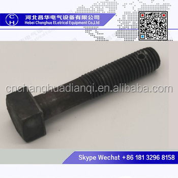 Grade A Long Thread Head Square Neck Carriage Bolts
