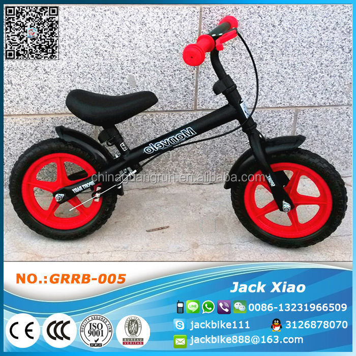 running bike balance bike baby bike from china oem factory for 5 age