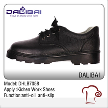 Best Seller Classical Hotel Kitchen Work Shoes Classical Anti-oil Antislip