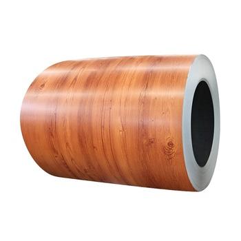 Wood Grain Aluminum Sheet Coil For Buildding Materials