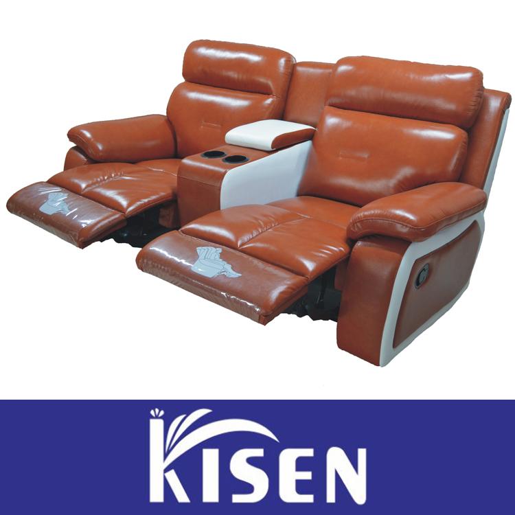 Itali u00eb Echt Lederen Fauteuil VIP Thuisbioscoop Sofa 6041TV woonkamer sofa product ID 60566128521