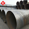 Din en api 5l tube for oil and gas ssaw welded steel pipe