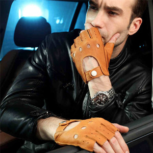 factory wholesale riding gloves fashion fingerless gloves