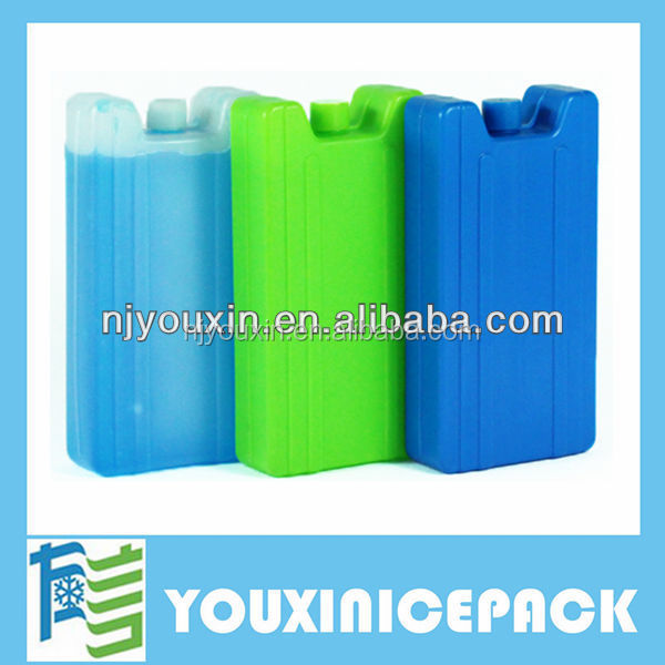 HDPE gel lunch box ice pack/Ice Bottle Stick