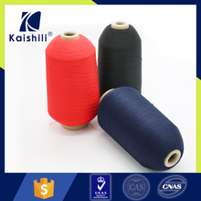 Industrial high tenacity dty polyester filament dyed yarn