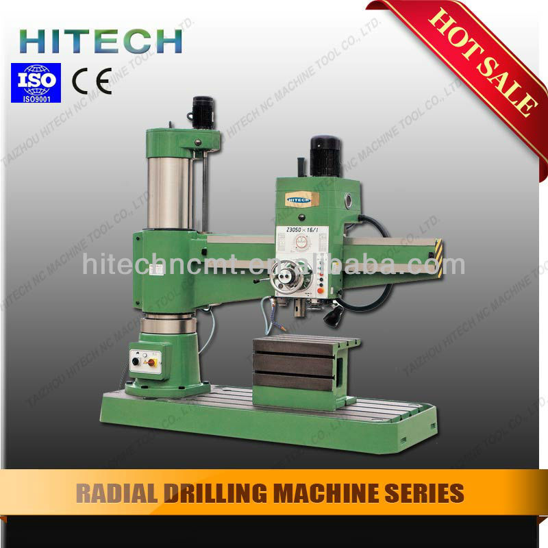 Z3050 High quality radial drill for metal low price steel drilling machine