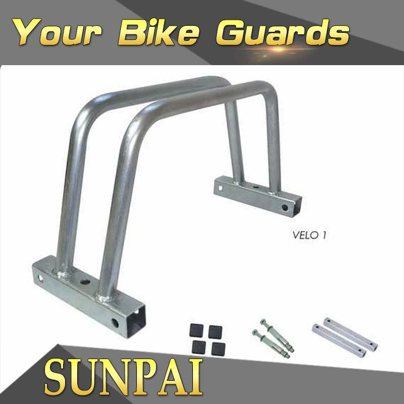 Alibaba top recommend SUNPAI modular wall mounted bike rack bicycle rack for car