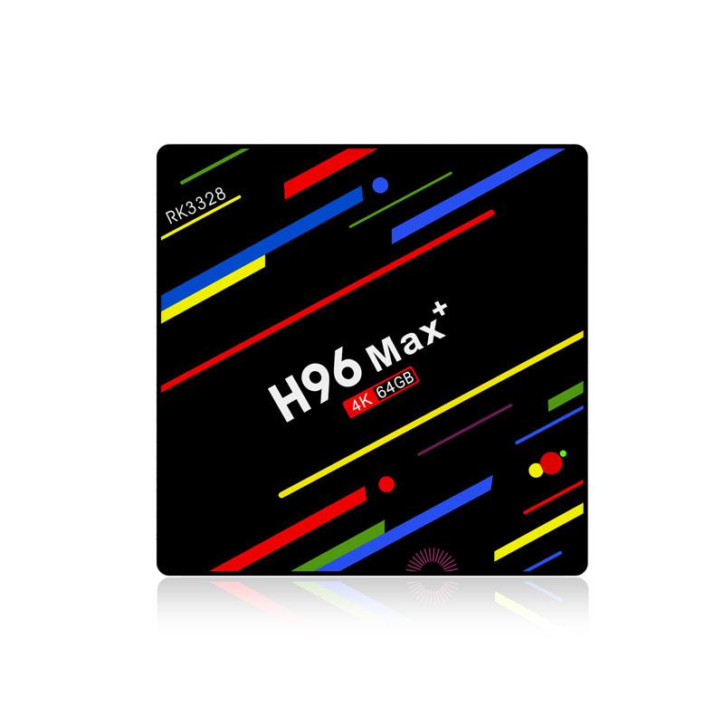 RK3328 TV Box H96 MAX + 4GB RAM 64GB ROM Android 8.1 4K TV Box