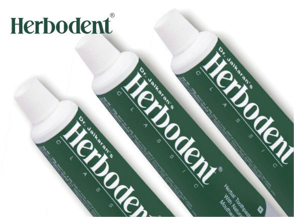 Herbal Natural Toothpaste