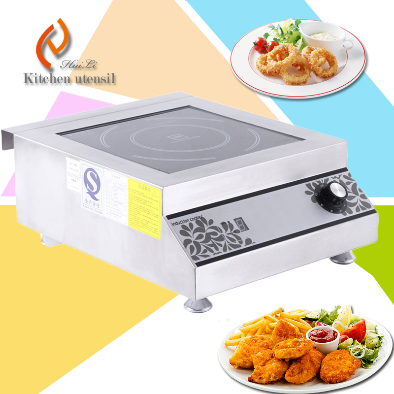 2015 best sale comercial induction wok Commercial induction cooker with gas stove countertop H50PX