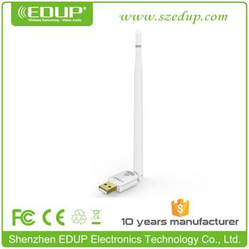 EDUP New Product 150Mbps MTK 7601 Chipset Wireless USB WiFi Adapter