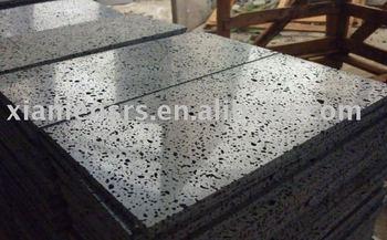 Piastrelle In Pietra Lavica : A buon mercato porcellana smaltata colore nero pietra lavica