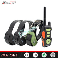 HOT Electronic Training Collar Expandable for 3 Dogs Remote Control Whistle OEMBehavior Correction