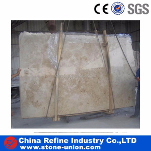 German Beige Light Jura Beige Marble Big Slab For Hotel Project