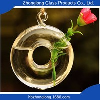 Low Price New Arrival Customizable Handmade Glass Craft Vase